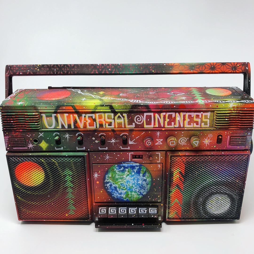 Universal Oneness Boombox