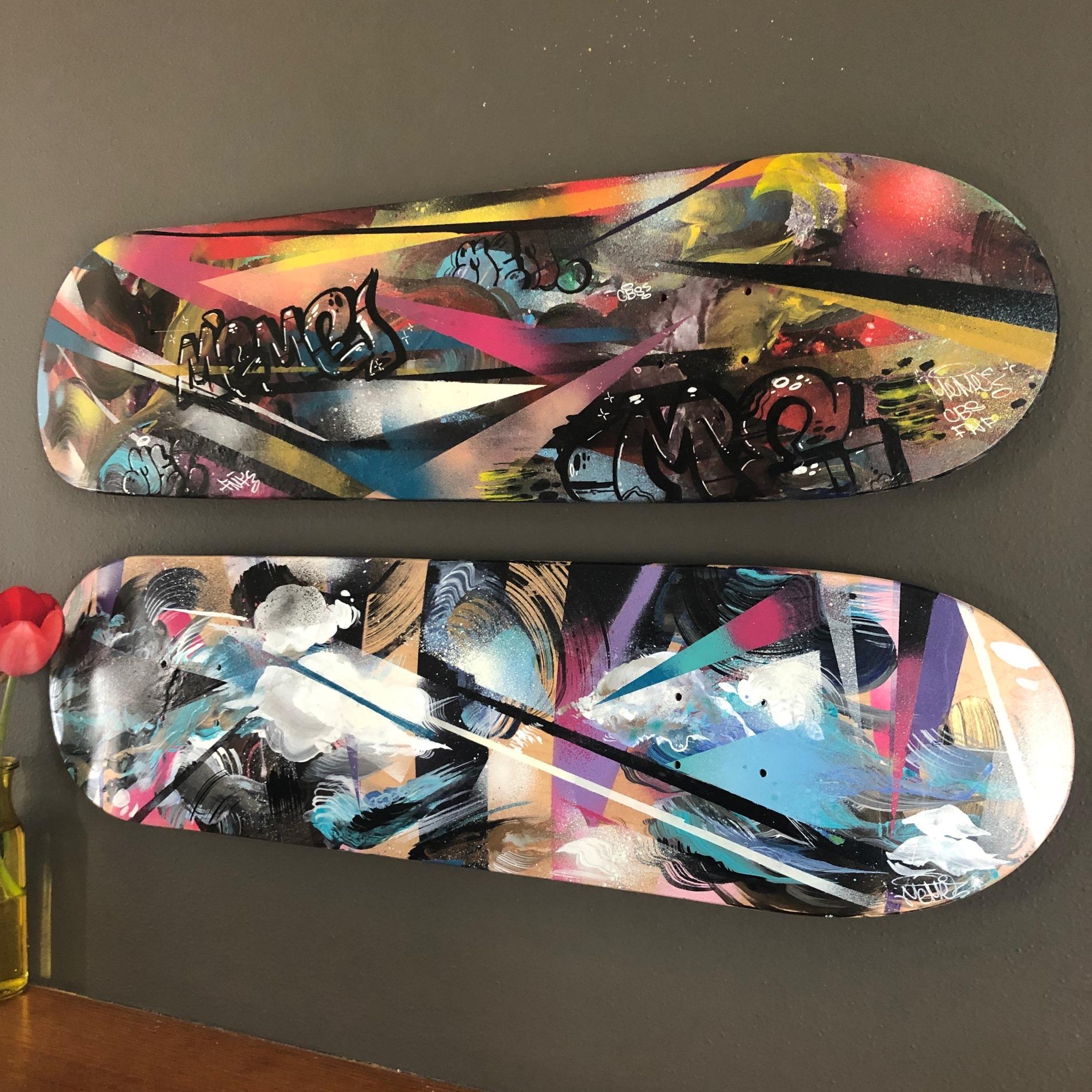 Meme Skatedeck Series